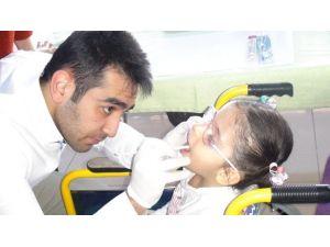 600 Engelliye Ücretsiz Ağız Ve Diş Taraması