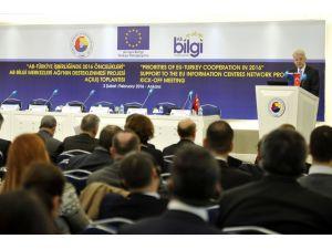 AB Türkiye Delegasyon Başkanı Haber'den 'özgürlük ve adalet' vurgusu