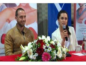 'Her Şey Aşktan' Filminin Malatya Galası Yapıldı