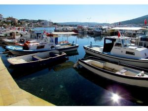 Çeşme'de Balıkçı Barınakları Kiraya Verilecek
