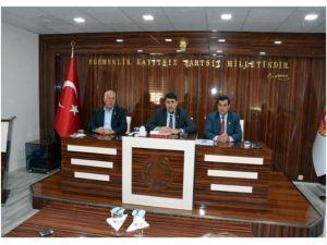 İl Genel Meclisi Şubat Ayı Toplantılarına Başladı