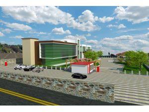 Suluova'ya yeni belediye hizmet binası inşa edilecek