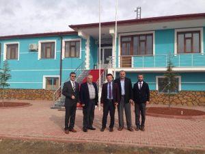 Çumra Belediyesi Fen İşleri Müdürlüğü Yeni Binasında