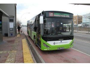 Büyükşehirin Yeni Otobüsleri Seferlerine Başladı