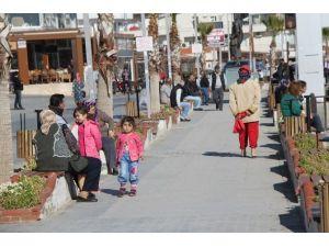 Didim'de Yazdan Kalma Günler Yaşanıyor