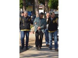 Satırla bekçi öldüren şüpheli yakalandı