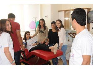 Kan Bağışında Üniversite Farkı