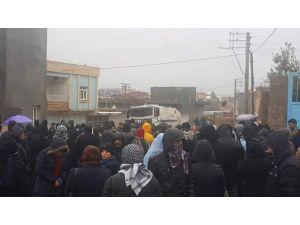 Nusaybin'deki müdahalede 90 kişi gözaltına alındı