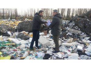 Gebze'de Gelişigüzel Atık Attanlar Cezalandırılıyor