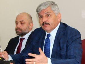 """Pamuk: """"Orduspor'un 84 Milyon TL Borcu Var"""""""