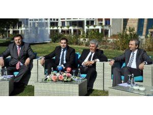 Ortadoğu Ve Kuzey Afrika Ülkeleri Antalya'da Buluşuyor