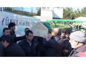 Asansör Faciasında Ölen İşçilerin Cenazeleri Memleketlerine Gönderildi