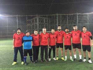 Vergi Haftası Futbol Turnuvası