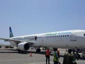 Yolcu Uçağı Kabininde Patlama: 2 Ölü