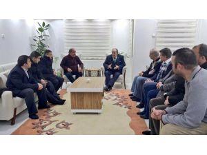 Salim Uslu'dan Şehit Ailesine Ziyaret