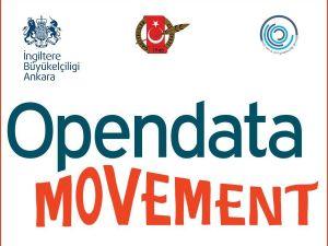 Açık Veri Hareketi Projesi'ne başvurular başladı
