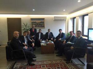Şahin, Kültür Ve Turizm Bakanlığı'na Dosya Sunacak
