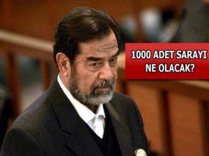 Irak Saddam'ın saraylarını satmayı tartışıyor