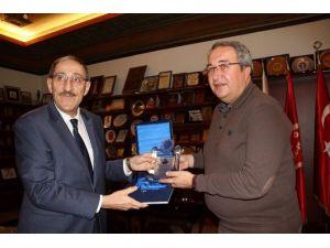 Emniyet Müdürü Kalayoğlu'ndan Ünver'e Teşekkür Şilti