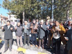 Acıgöl'den Bayırbucak Türkmenlerine İkinci Yardım Tır'ı Gönderildi
