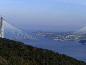 Yavuz Sultan Selim Köprüsü'nde son metreler