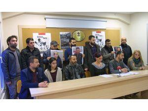 Kürt sanatçılar, Cizre'deki arkadaşlarının kurtarılmasını istedi