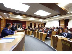 Serdivan Belediyesi Şubat Meclisi Toplandı