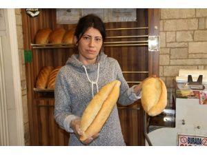 Babaeski'de Ekmek 1 TL Oldu