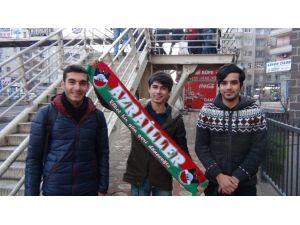 Diyarbakır'da Eşleşme Heyecanı