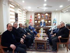 Milletvekili Uysal'dan Ziyaretler
