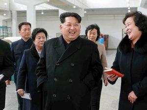 Kuzey Kore üzerimize kullanılmış tuvalet kağıdı atıyor