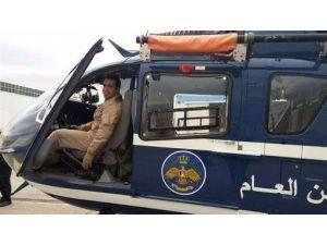 Ürdün'de askeri helikopter düştü: 1 ölü