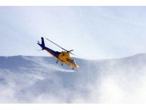 Helikopterler Hastalar İçin Havalandı