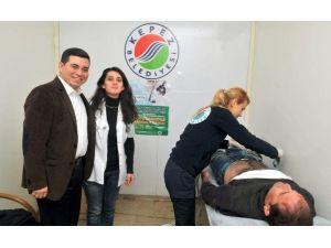 Kepez Belediyesi 2 Bin 500 Vatandaşın Kalbine Dokundu