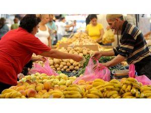 Tüketici Fiyat Endeksi Aylık Yüzde 1,82 Arttı