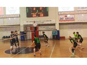 Düzce Belediyespor Voleybol Takımı İki Maç Oynayacak