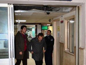 FETÖ'den gözaltına alınan 19 kişi sağlık kontrolünden geçirildi