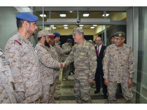 Genelkurmay Başkanı Akar'ın Riyad ziyareti