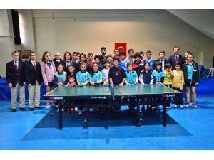 Adana'da Gençler İl Teşvik Turnuvası Tamamlandı