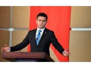 """Asiad Onursal Başkanı Aydın: """"Büyük Türkiye İçin Başkanlık Sistemi Şart"""""""