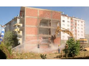 Tokat'ta 843 Riskli Konutta Kentsel Dönüşüm Çalışması
