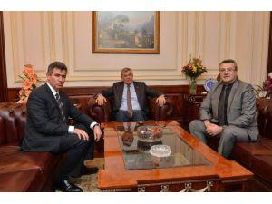 Adalet Bakanlığı Müsteşarı İpek'ten Avukatlara Yeni Adliye Müjdesi