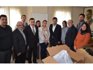 Bursa Koordinatör Vekili Osman Boyraz, AK Parti Nilüfer İlçe Başkanlığı'nı Ziyaret Etti