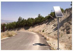 Burdur'daki Milli Parklara Güneş Enerji Sistemi