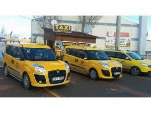 Avanos'ta Taksi Ücretleri Zamlandı