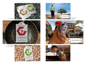 Marka Şehir Gaziantep'e Yeni Logo