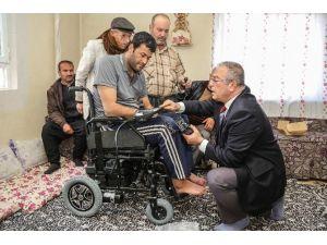 Engellilerin Umudu 'Şehitkamil'