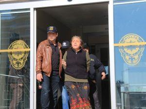 Teröristin Kimliğini Kullandığı Yaşlı Kadına Ulaşıldı