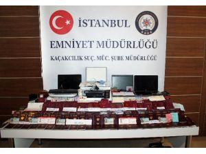 Göçmen Kaçakçılarına Operasyon: 8 Gözaltı