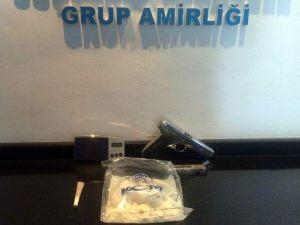 Alanya'da Kokain Operasyonu: 2 Gözaltı